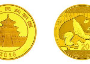 熊猫金币杂谈