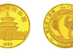 中国当代金银币有哪几个种类