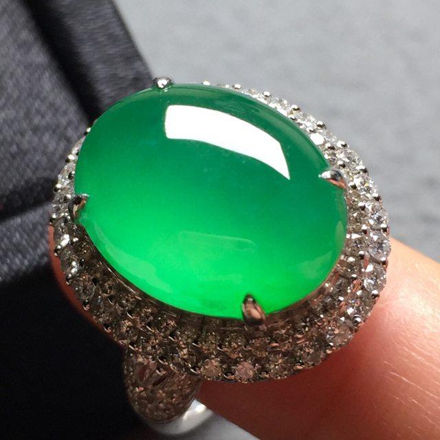 高冰阳绿 15*11.8*5