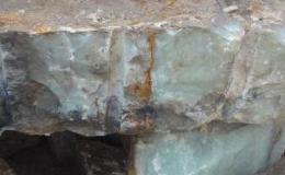 玉石毛料图片原石 怎么鉴别玉石毛料