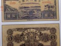 1949年5元水牛纸币为何如此珍贵