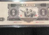 大白邊10元人民幣價格