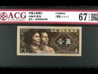 1980年1角纸币市场行情好吗  80版1角人民币价格