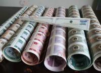 第四套人民币大炮筒市场价值及图片鉴赏
