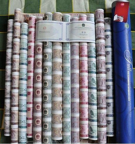 人民币整版连体钞收藏分析