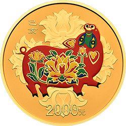龙年金银币成交量一般,目前发展前景较为一般