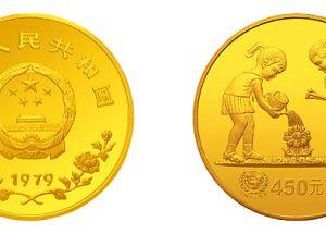 珍稀动物纪念币金丝猴金币升值空间大,适合于工薪阶层投资收藏