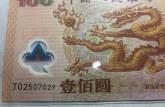 世纪龙钞100元回收价格及收藏行情分析