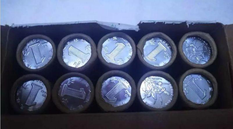 曆年新三花硬幣收藏價格表