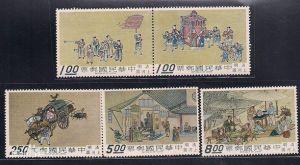 清明上河图邮票-清明上河图特种邮票值多少钱_行情分析