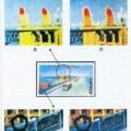 文14《南京长江大桥胜利建成》邮票的真伪鉴别