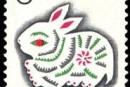 1987年生肖兔邮票深受藏家欢迎