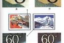T.38《万里长城》邮票的真伪辨别