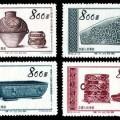 特9 偉大的祖國--古代文物(第五組)郵票