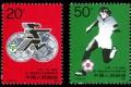 J185 第一届世界女子足球锦标赛纪念邮票