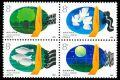 T127 环境保护邮票