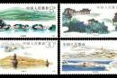 T144 杭州西湖邮票