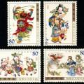 2003-2 《楊柳青木版年畫》特種郵票