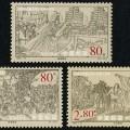 2001-27 《鄭成功收復臺灣340年》紀念郵票