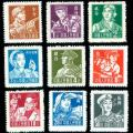 我國歷史上發行的面值最小的普通郵票