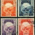 民包2 伦敦版包裹邮票