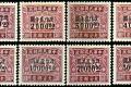 民欠12 倫敦二版加蓋改值欠資郵票
