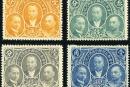 民纪3 中华邮政开办二十五年纪念邮票