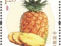 一睹芳容:《水果(三)》特種郵票單套