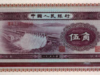 1953年5角人民币值多少钱 市场上受热捧