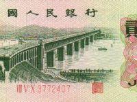 1962年2角人民币特征