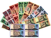 康银阁四连体人民币回收价格