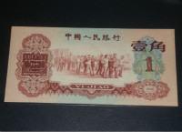 第三套人民币枣红1角最新价格及发展前景