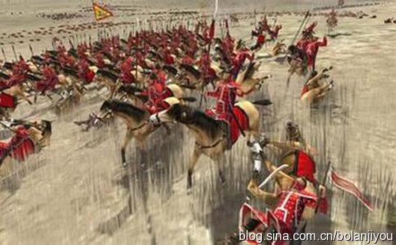 八里橋:蒙古騎兵的最后榮耀