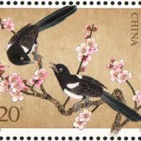 新郵預報:2017-21《喜鵲》特種郵票