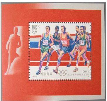 奥运会小型张回收价格