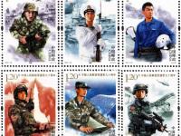 2017-18 《中国人民解放军建军九十周年》纪念邮票、小型张