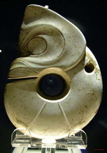 红山文化玉器