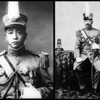 中国历史上唯一的军阀邮票