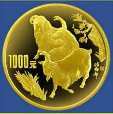 羊年金银币的市场前景