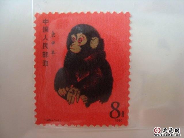 又涨了!整版80猴票拍卖价格再创新高