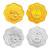 2012中国壬辰(龙)年梅花本色金银纪念币套装(1/2盎司金+1盎司银)