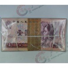 第四套人民币1980年1元 千连张