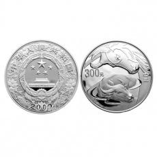 2009中国己丑牛年1公斤银币