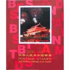 2004年小版张册(12全)