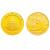 2012年熊猫1/4盎司金币