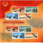 2009-26国庆60周年阅兵小版