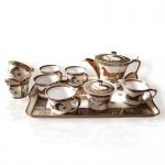 皇家咖啡具欧式高档陶瓷礼品爱马士