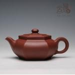 宜兴紫砂壶正品茶具名家全手工原矿底槽青大彬六方