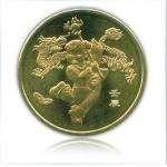 2012年龙年生肖纪念币