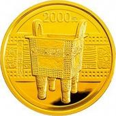 2012青铜器(第一组)5盎司金币